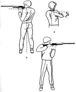 Как стрелять из арбалета правильно.