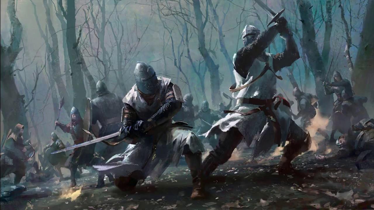 Опять же возвращаясь к кинофильмам, в которых режиссеры демонстрируют нам толстенные и тяжёлые мечи, бой на которых похож на драку дубинами.